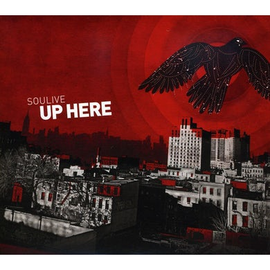 Soulive UP HERE CD