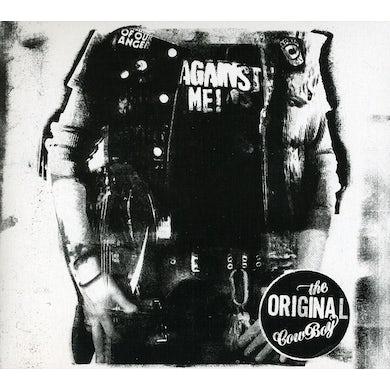Against Me! ORIGINAL COWBOY CD