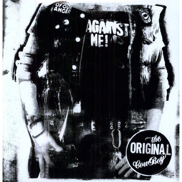 Against Me! ORIGINAL COWBOY Vinyl Record