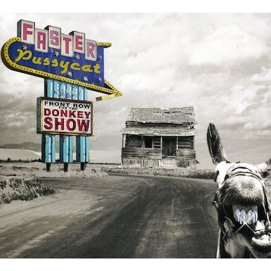 Faster Pussycat FRONT ROW FOR THE DONKEY SHOW CD