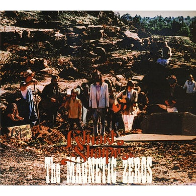 Edward Sharpe & The Magnetic Zeros UP FROM BELOW CD