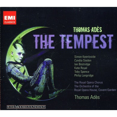 Thomas Ades TEMPEST CD