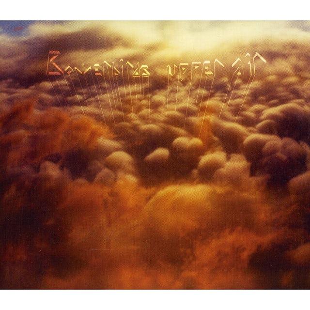 Bowerbirds UPPER AIR CD