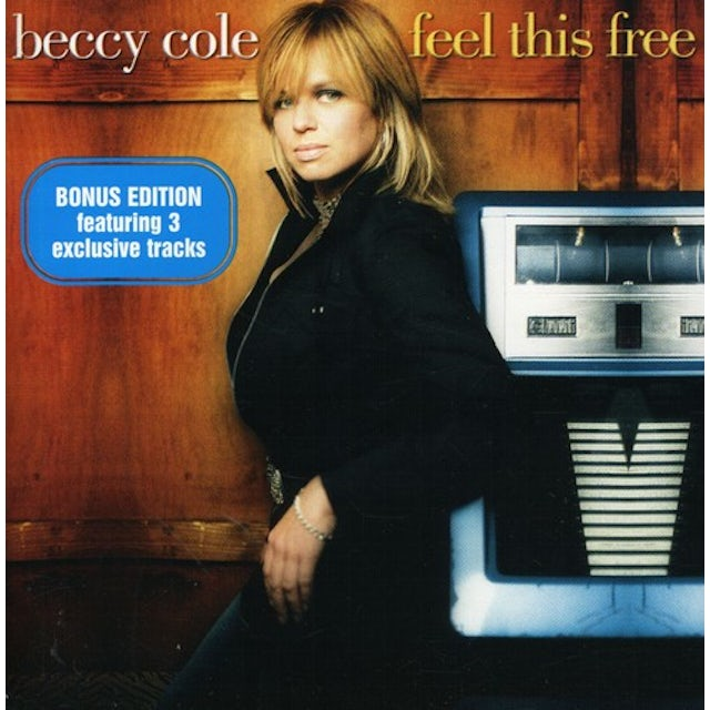 Beccy Cole FEEL THIS FREE CD