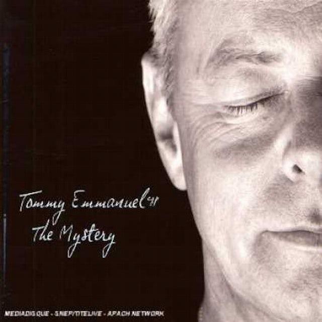 Tommy Emmanuel MYSTERY CD
