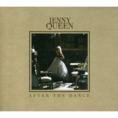 Jenny Queen AFTER THE DANCE CD