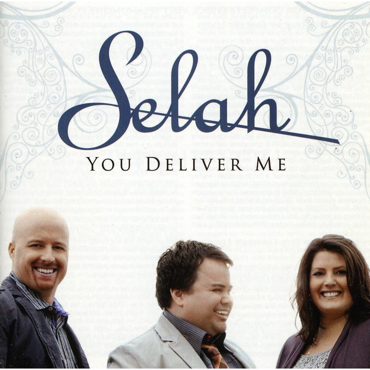 Selah YOU DELIVER ME CD