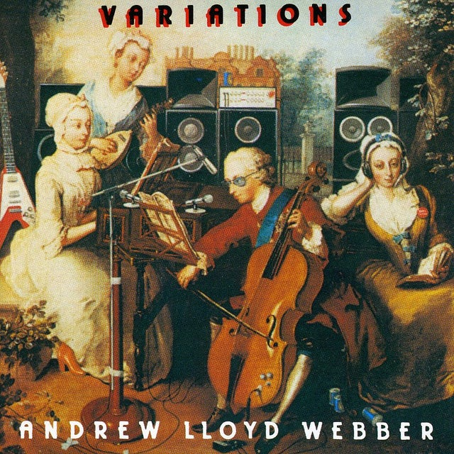 Andrew Lloyd Webber VARIATIONS CD