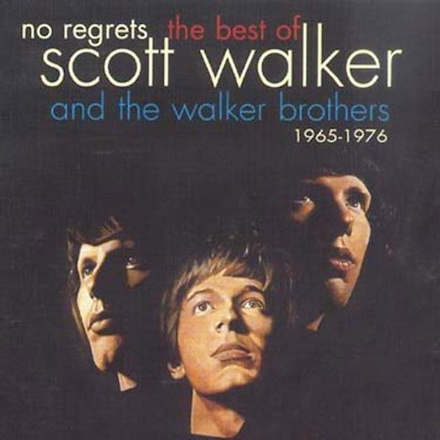 Scott Walker NO REGRETS: BEST OF CD