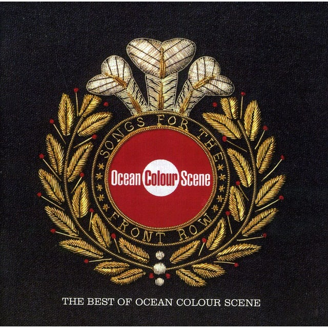 Ocean Colour Scene SONGS FOR THE FRONT ROW: BEST OF CD