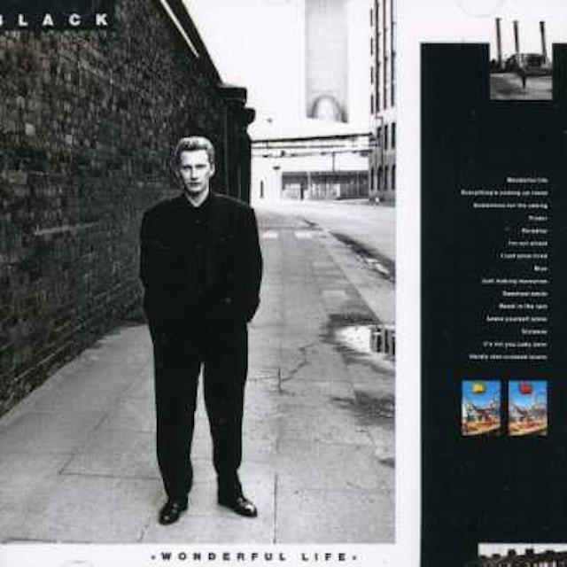 Black WONDERFUL LIFE CD