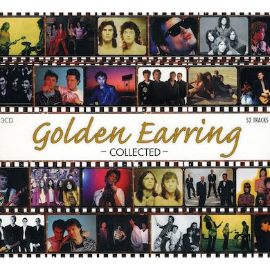 Golden Earring COLLECTED CD