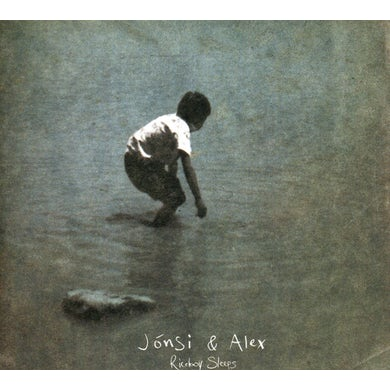 Jonsi & Alex RICEBOY SLEEPS CD