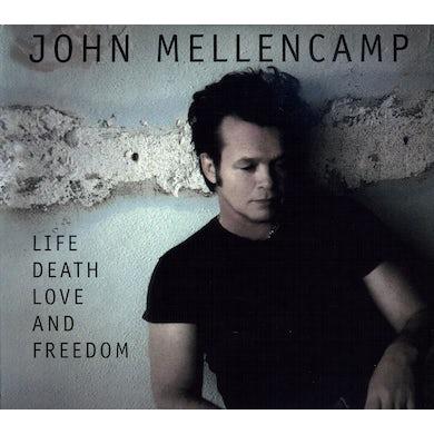 John Mellencamp LIFE DEATH LOVE & FREEDOM CD