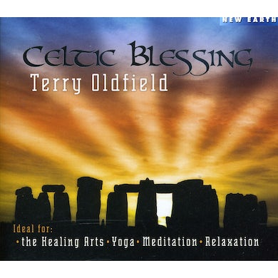 Terry Oldfield CELTIC BLESSING CD