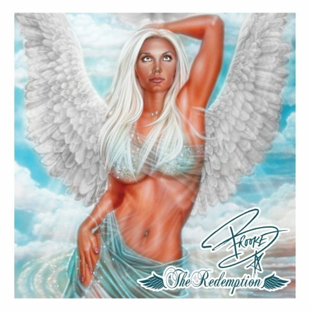Brooke Hogan REDEMPTION CD