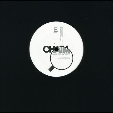 Chaim WHERE IS JACK Vinyl Record