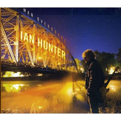 Ian Hunter MAN OVERBOARD CD
