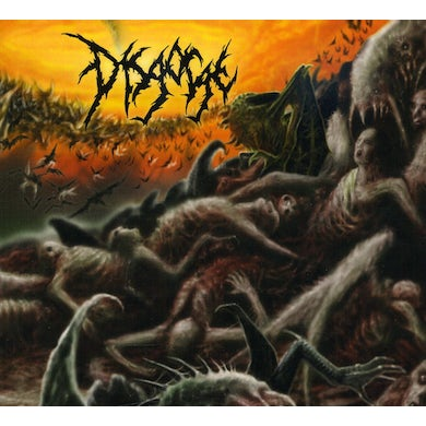 Disgorge PARALLELS OF INFINITE TORTURE CD
