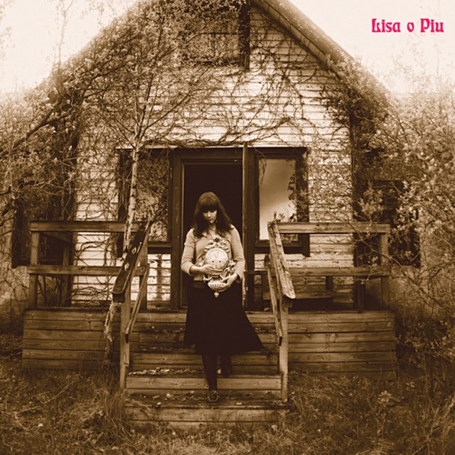 LISA O. WHEN THIS WAS THE FUTURE Vinyl Record