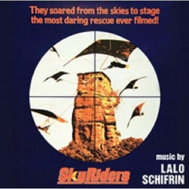 Lalo Schifrin SKY RIDERS (SCORE) / Original Soundtrack CD