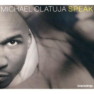 Michael Olatuja SPEAK CD