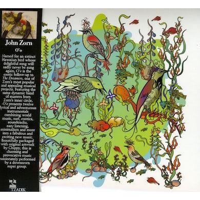 John Zorn O'O CD