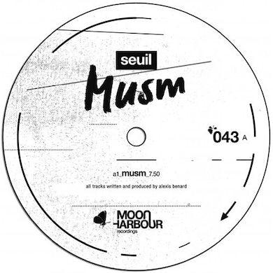 Seuil MUSM Vinyl Record