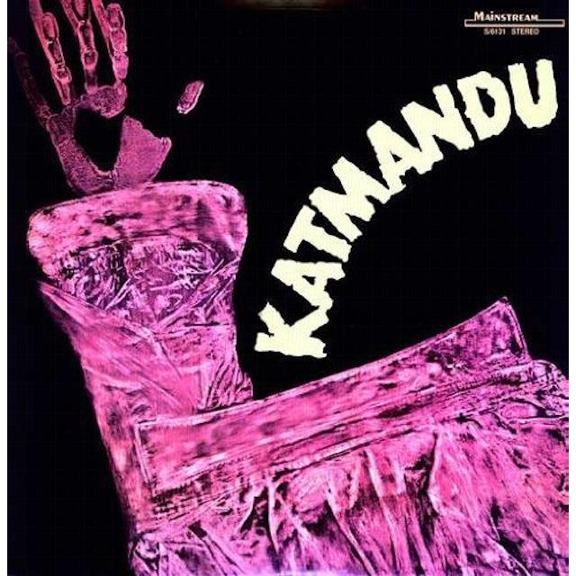 Kat Mandu Vinyl Record