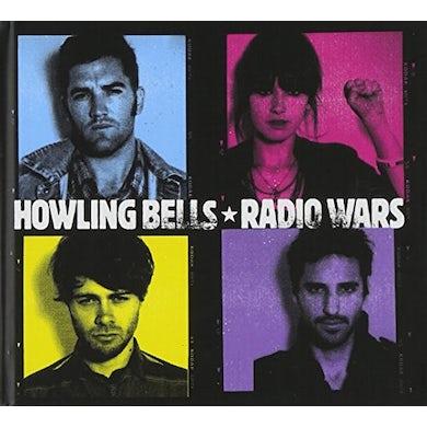 Howling Bells RADIO WARS CD