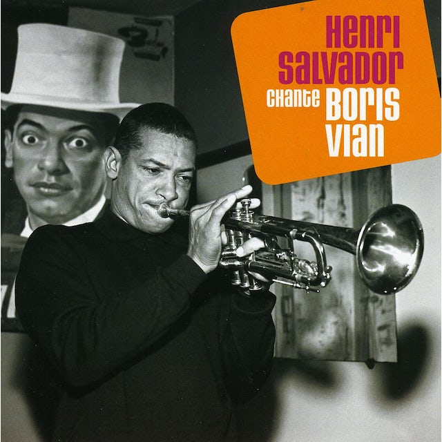 HENRI SALVADOR CHANTE BORIS VIAN CD