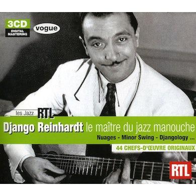 Django Reinhardt LE JAZZ MANOUCHE CD