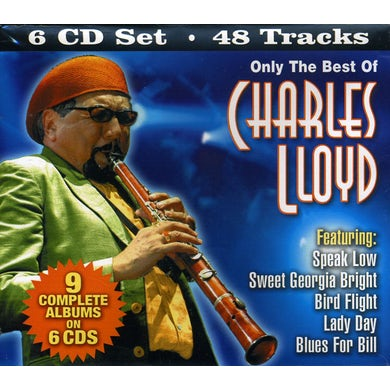 ONLY THE BEST OF CHARLES LLOYD CD