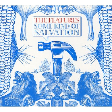 Features SOME KIND OF SALVATION CD