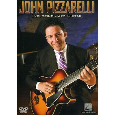 EXPLORING JAZZ GUITAR DVD