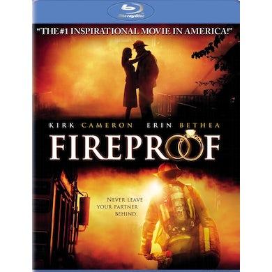 FIREPROOF Blu-ray