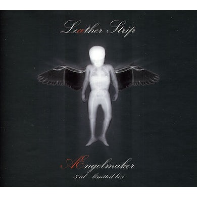 Leaether Strip AENGELMAKER & YES I'M LIMITED IV CD