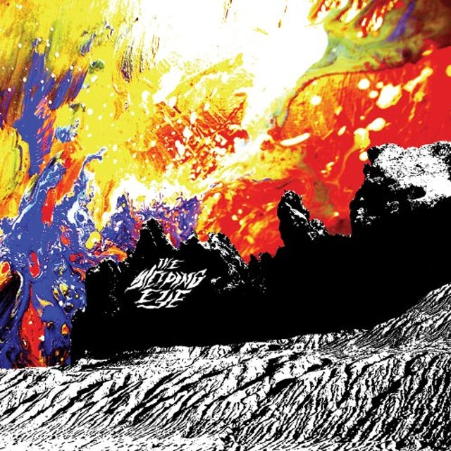 Iron Age SLEEPING EYE Vinyl Record - Digital Download Included