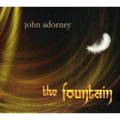 John Adorney FOUNTAIN CD