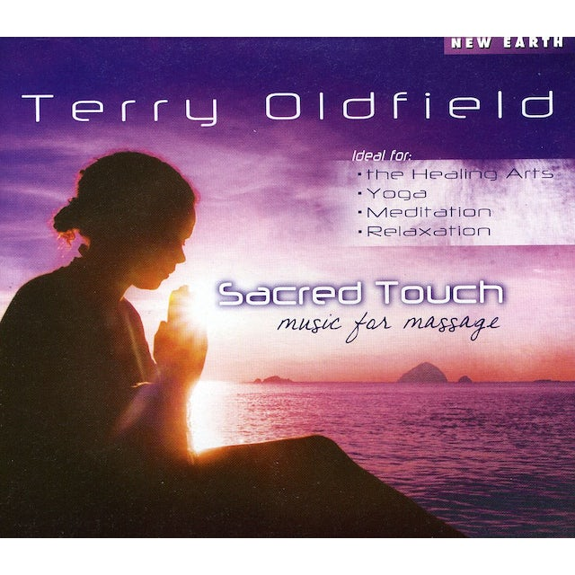 Terry Oldfield SACRED TOUCH: MUSIC FOR MASSAGE CD