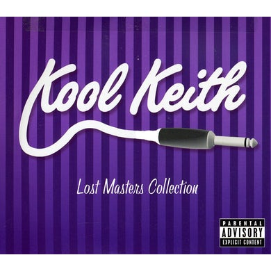 Kool Keith LOST MASTERS COLLECTION CD