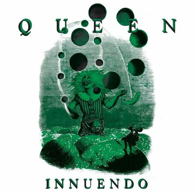 Queen INNUENDO Vinyl Record