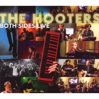 Hooters BOTH SIDES LIVE CD