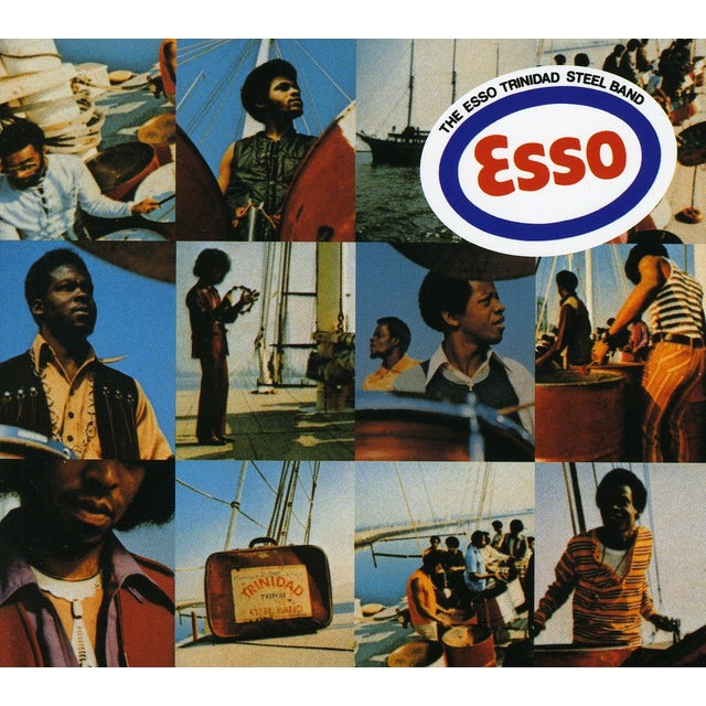 VAN DYKE PARKS PRESENTS ESSO TRINIDAD STEEL BAND CD