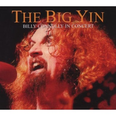 BIG YIN: BILLY CONNOLLY IN CONCERT CD