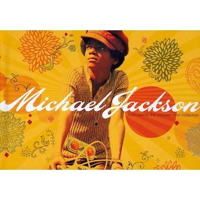 Michael Jackson HELLO WORLD: THE MOTOWN SOLO COLLECTION CD
