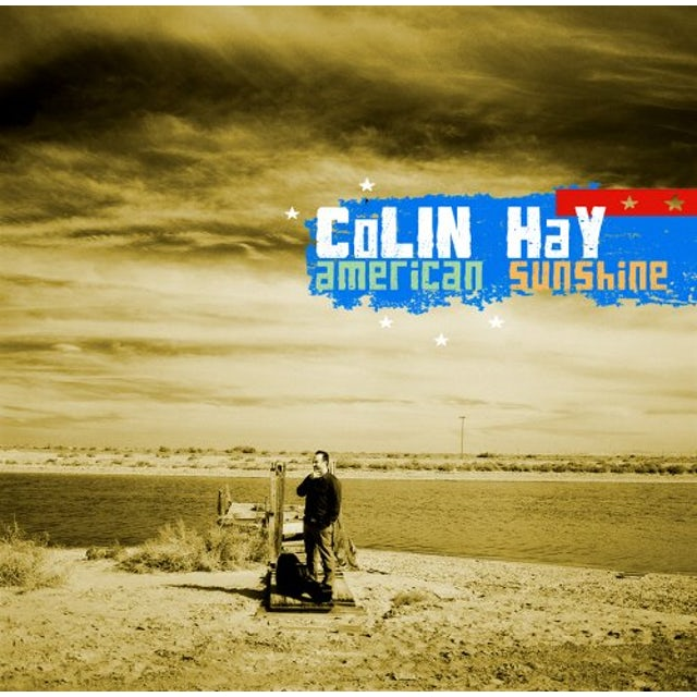 Colin Hay AMERICAN SUNSHINE CD
