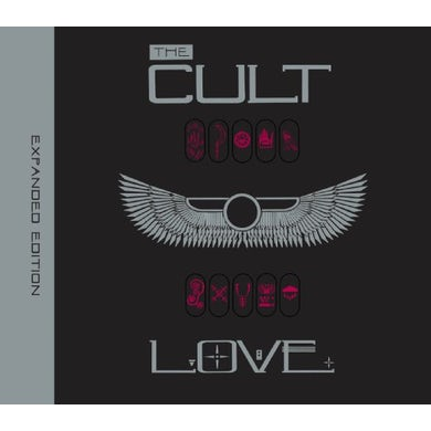 Cult LOVE CD