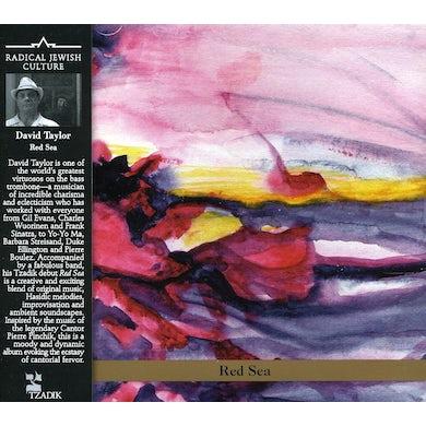 David Taylor RED SEA CD
