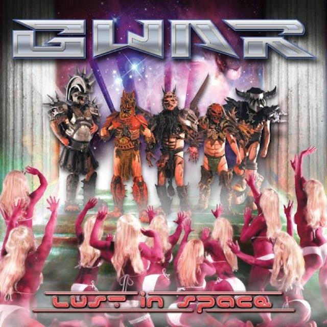 Gwar LUST IN SPACE CD